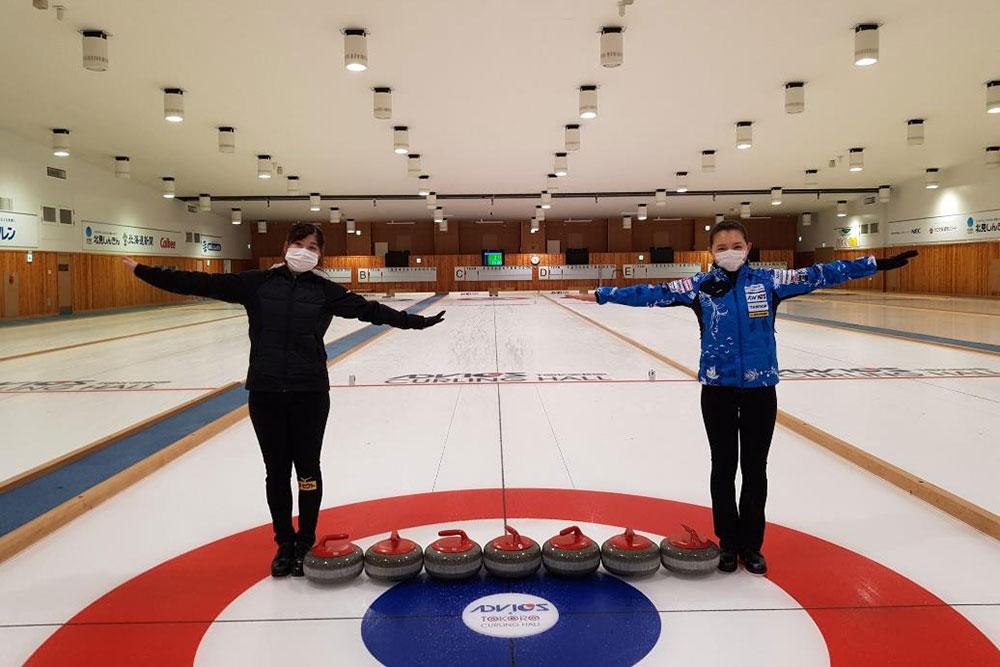 Curling corona maatregelen coronaprotocol